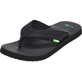 Sanük Beer Cozy 2 Sandals Men Black
